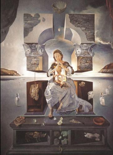 ポルトリガドの聖母